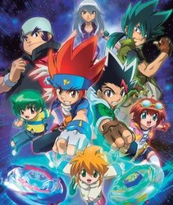 Beyblade: Metal Masters (TV)