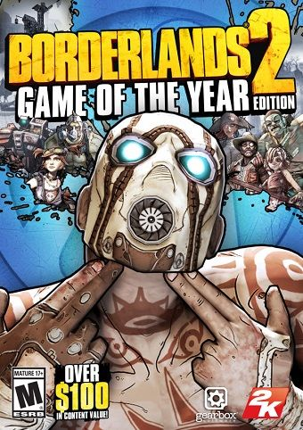 [XBOX360] Borderlands 2 Game of the Year Edition - FULL ITA