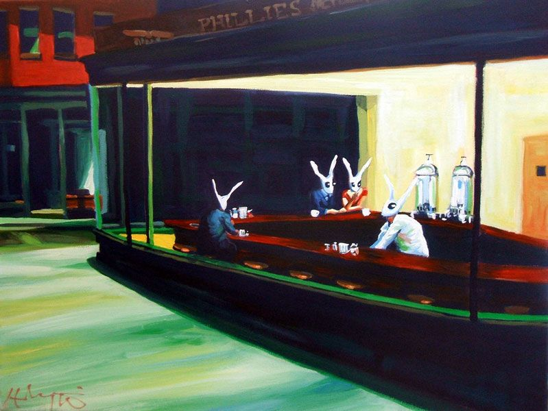 Nighthawks Forever: 03 May 2009