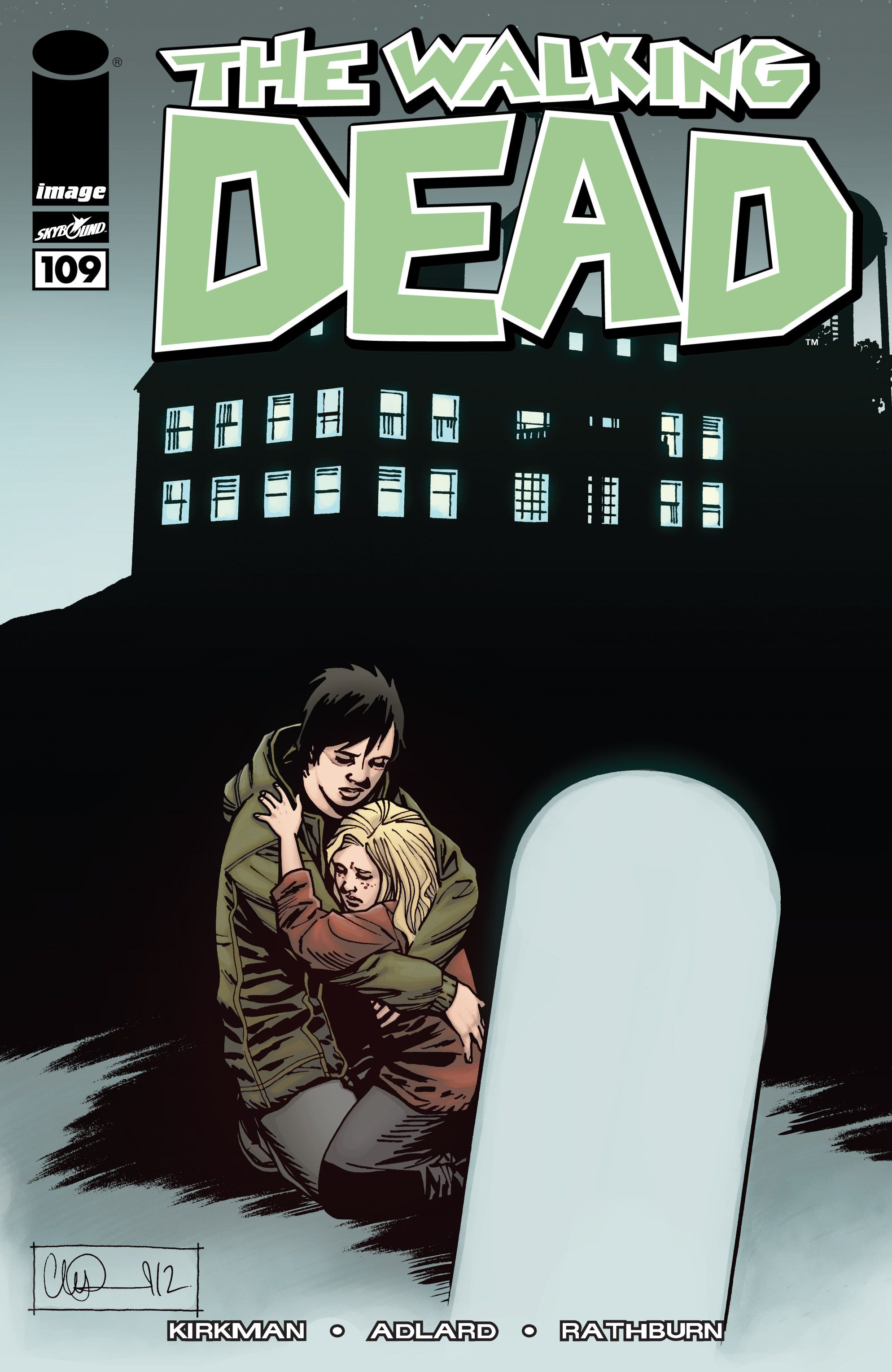 The Walking Dead #1-182 + Specials (2003-2018)