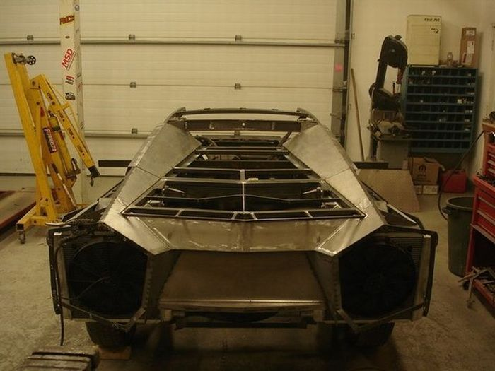 71876 - Convertir de Pontiac a Lamborghini Reventon
