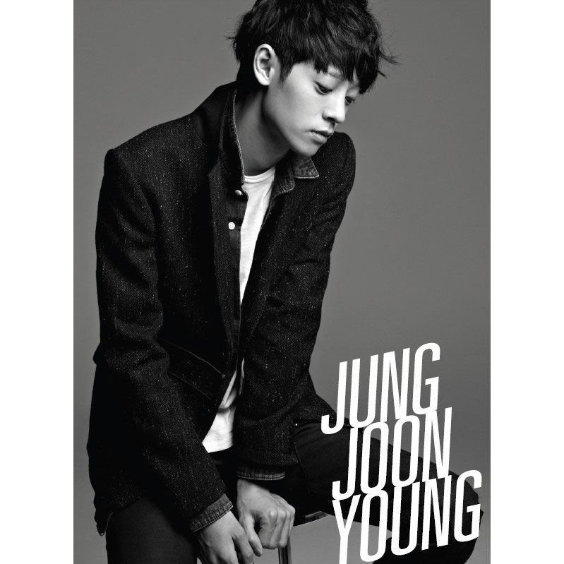 (Mini Album) Jung Joon Young - 1st Mini Album