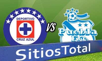 Cruz Azul vs Puebla En Vivo